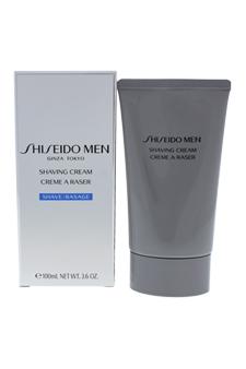 fcf2eb33ae13 UPC 729238100978 - Shiseido Men Shaving Cream 100ml/3.6oz ...