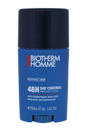 Homme Day Control Deodorant Stick (Alcohol Free) by Biotherm for Men - 1.76 oz Deodorant Stick