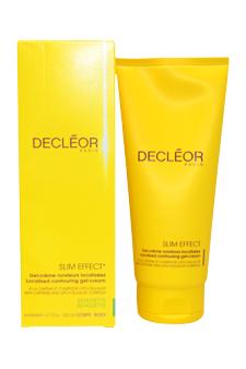 Slim Effect Localised Contouring Gel Cream by Decleor for Unisex - 6.7 oz Cream