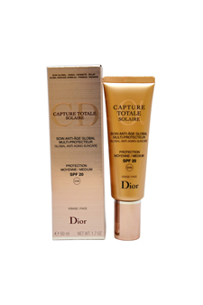 Christian Dior Capture Totale Solaire Global Anti Aging Suncare SPF20 UVA 1.7oz