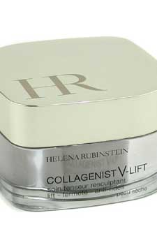 Collagenist V-Lift Tightening Replumping Cream (Dry Skin) by Helena Rubinstein for Unisex - 1.72 oz Cream