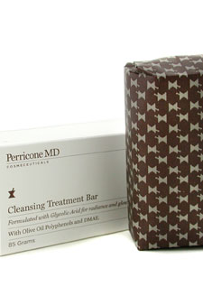 Cleansing Treatment Bar by N.V. Perricone M.D.for Unisex Treatment