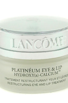 Platineum Hydroxy-Calcium Restructuring Eye & Lip Treatment (Made In USA) by Lancome for Unisex Treatment