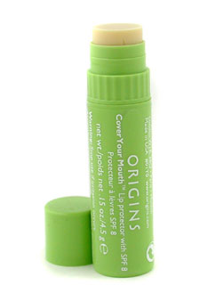 Cover Your Mouth Lip Protector With SPF 8 by Origins for Unisex Lip Protector