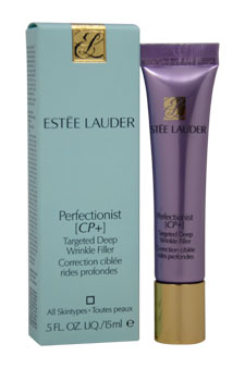 Perfectionist [CP+] Targeted Deep Wrinkle Filler by Estee Lauder for Unisex - 0.5 oz Treatment