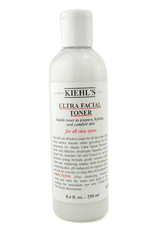 Ultra Facial Toner by Kiehl's for Unisex Toner