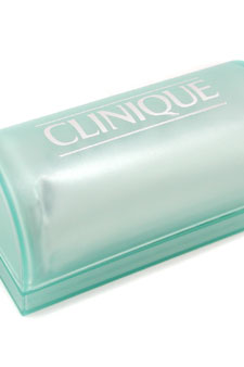 Anti-Blemish Solutions Cleansing Bar (with Dish) by Clinique for Unisex Cleanser