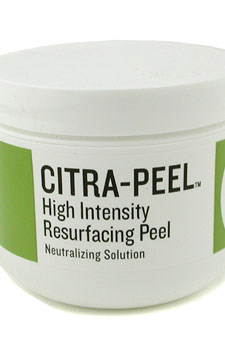Citra-Peel High Intensity Resurfacing Peel 10% Citric Acid Step 2 - Restore by GoodSkin Labs for Unisex - 30 Pads Treatment (Unboxed)
