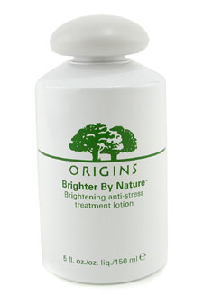 Brighter By Nature Brightening Anti-Stress Treatment Lotion by Origins for Unisex Treatment Lotion