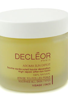 Aroma Sun Expert High Repair After-Sun Balm (Salon Size) by Decleor for Unisex Balm