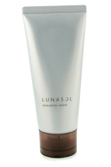 Lunasol Facial Scrub Wash by Kanebo for Unisex Scrub Wash