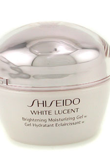 White Lucent Brightening Moisturizing Gel W by Shiseido for Unisex - 1.7 oz Moisturizing Gel