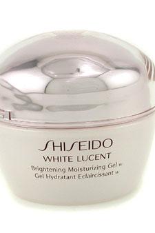 White Lucent Brightening Moisturizing Gel W by Shiseido for Unisex Moisturizing Gel