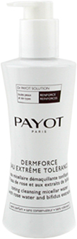 Dr Payot Solution Dermforce Eau Extreme ToleranceToning Cleansing Micellar Water by Payot for Unisex Cleanser
