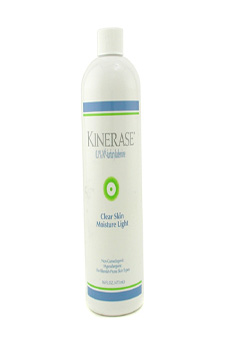Clear Skin Moisture Light - For Blemish-Prone Skin (Salon Size) by Kinerase for Unisex Moisturizer