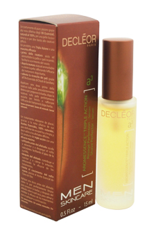 Men Skincare Aromessence Triple Action Shave Perfector Serum by Decleor for Men - 0.5 oz Serum