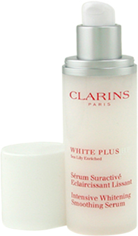 White Plus HP Intensive Whitening Smoothing Serum by Clarins for Unisex Serum
