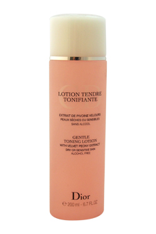 Christian Dior Gentle Toning Lotion 6.7oz