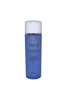 Christian Dior Purifying Toning Lotion (Normal / Combination Skin) 6.7oz