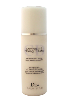 Christian Dior Purifying Cleansing Milk (Normal / Combination Skin) 6.7oz