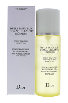 Christian Dior Instant Gentle Cleansing Oil 6.7oz