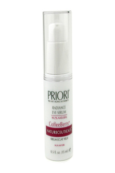 CoffeeBerry Radiance Eye Serum by Priori for Unisex Serum