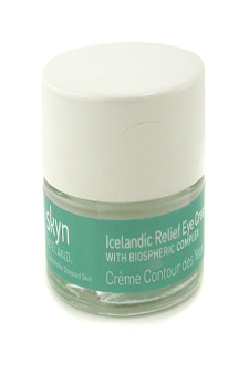 Icelandic Relief Eye Cream by Skyn Iceland for Unisex - 0.49 oz Cream