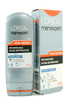 Men Expert Hydra Energetic Shave Balm by L'Oreal for Men Shave Balm