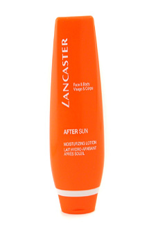 After Sun Moisturizing Lotion For Face & Body by Lancaster for Unisex Moisturizing Lotion