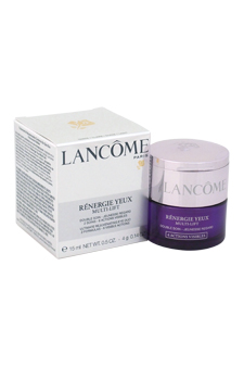 Renergie Yeux Multiple Lift Ultimate Rejuvenating Duo by Lancome for Unisex - 0.5 oz Cream