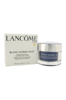 Blanc Expert Nuit Firmness Restoring Whitening Night Cream by Lancome for Unisex Cream