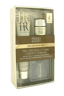 Prodigy Re-Plasty High Definition Peel Set: Peel Mask + Cream + ? by Helena Rubinstein for Unisex - 3 Pcs Gift Set