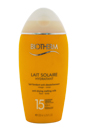 Lait Solaire SPF 15 UVA/UVB Protection Melting Milk by Biotherm for Unisex - 6.76 oz SPF Makeup