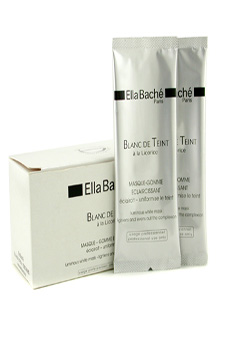 Luminous White Mask (Salon Size) by Ella Bache for Unisex Mask