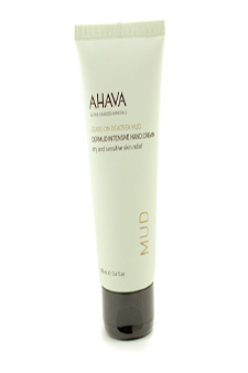 Dermud Intensive Hand Cream by AHAVA for Unisex Cream
