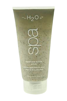 Spa Hand & Cuticle Scrub by H2O+ for Unisex Scrub