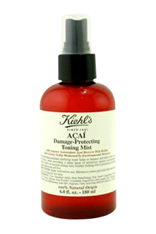 Acai Damage Protecting Toning Mist by Kiehl's for Unisex Toner