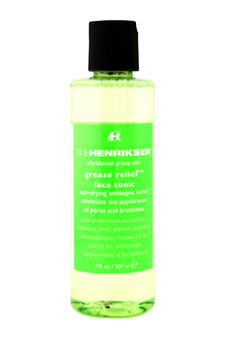 Grease Relief Face Tonic (For Oily / Blemish Skin) by Ole Henriksen for Men - 7 oz Toner