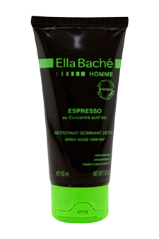 Detox Scrub Cleanser by Ella Bache for Men Cleanser