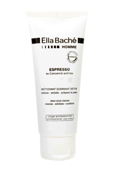Detox Scrub Cleanser (Salon Size) by Ella Bache for Men Cleanser