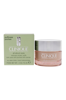All About Eyes by Clinique for Unisex - 0.5 oz Eye Care