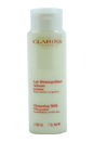 Cleansing Milk - Oily to Combination Skin by Clarins for Unisex - 6.7 oz Cleansing Milk