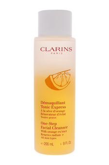 One Step Facial Cleanser by Clarins for Unisex - 6.7 oz Facial Cleanser