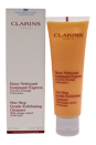 One Step Gentle Exfoliating Cleanser by Clarins for Unisex - 4.2 oz Exfol. Cleanser