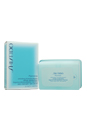 Pureness Refreshing Cleansing Sheet by Shiseido for Unisex - 30 Pc Cleanser