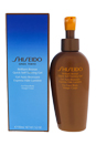 Brilliant Bronze Quick Self Tanning Gel (For Face & Body) by Shiseido for Unisex - 5 oz Gel