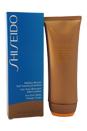 Brilliant Bronze Self-Tanning Emulsion (For Face & Body) by Shiseido for Unisex - 3.5 oz Tanner