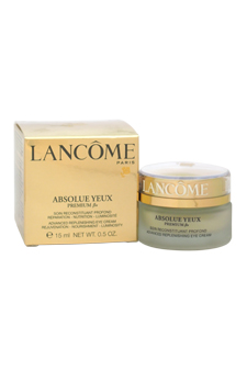 Absolue Yeux Premium Bx Advanced Replenishing Eye Cream by Lancome for Unisex - 0.5 oz Cream