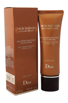 Christian Dior Dior Bronze Self Tanner Natural Glow For Face 1.8oz
