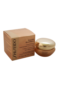 Benefiance Concentrated Anti Wrinkle Eye Cream by Shiseido for Unisex - 15 ml Anti-Wrinkle Cream